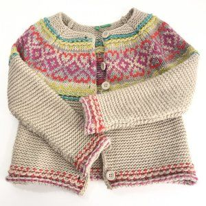 United Colors of Benetton Kid's Cardigan Sweater